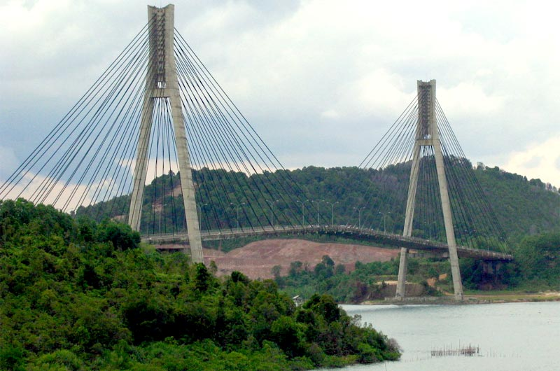 Barelang bridge
